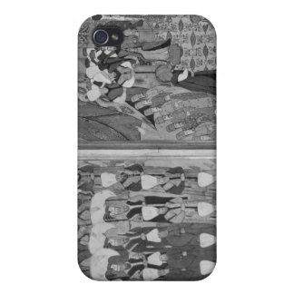 Sultan Ahmed III Distributing Money iPhone 4 Case