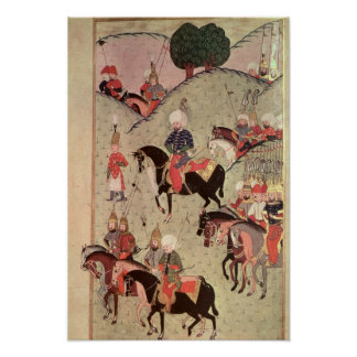 Sultan Selim II Poster