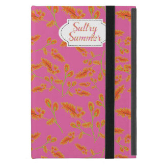 Sultry Summer iPad Case