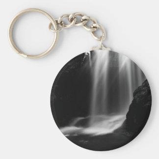 Sum Waterfall in Vintgar Gorge Key Ring