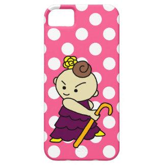 sumahokesu (hard) bus child purple barely there iPhone 5 case