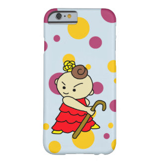 sumahokesu (hard) bus child red barely there iPhone 6 case