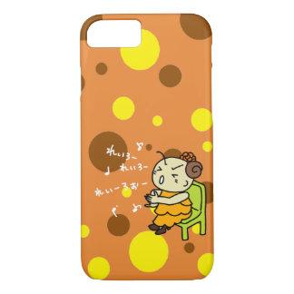 sumahokesu (hard) ledge child white iPhone 8/7 case