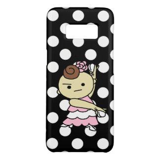 sumahokesu (hard) Paris child white Case-Mate Samsung Galaxy S8 Case