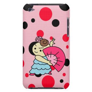 sumahokesu (hard) sense child pink iPod touch case