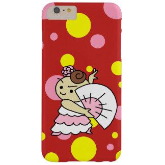 sumahokesu (hard) sense child white barely there iPhone 6 plus case
