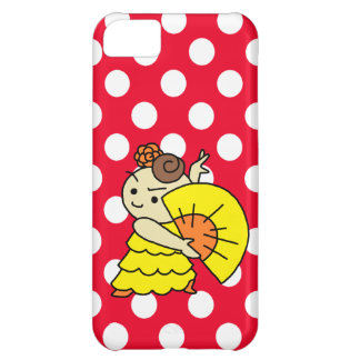 sumahokesu (hard) sense child yellow iPhone 5C case