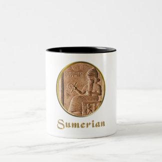 sumerian Two-Tone coffee mug