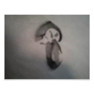 sumia mushroom personalized announcement