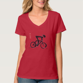 "SumiCyclist ""Emancipation"" for Dark T's T-Shirt"