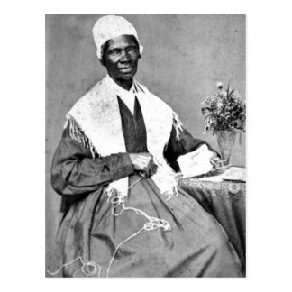 Summary Carte de visite of Sojourner Truth , 1864  Postcard