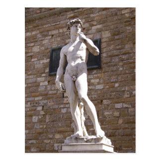 Summary Creator: Michelangelo Buonarroti , (ca. 14 Postcard