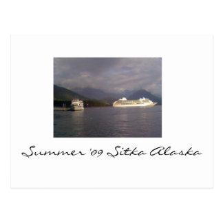 Summer '09 Sitka Alaska Postcard