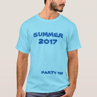 Summer 2017 T-Shirt