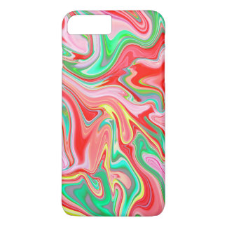 Summer Abstract2 iPhone 8 Plus/7 Plus Case