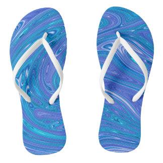 Summer Abstract Thongs