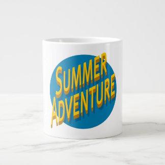 Summer Adventure Jumbo Mug