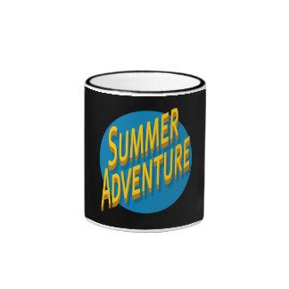 Summer Adventure Coffee Mugs