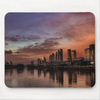 Summer Afternoon Mouse Pad