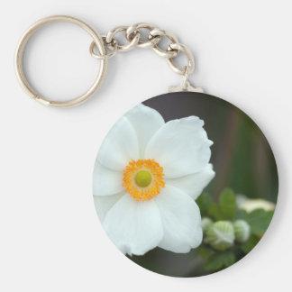 summer-anemone key ring