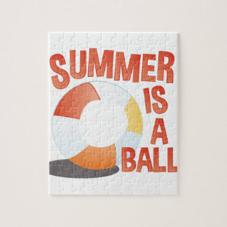 Summer Ball Puzzle