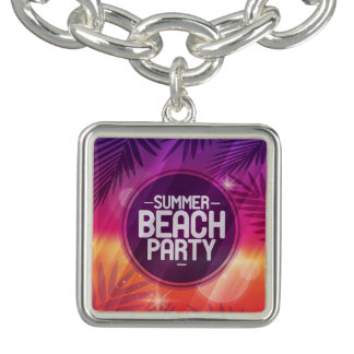Summer Beach Party Night