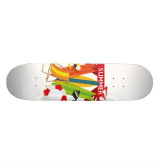 Summer Beach Watersports 19.7 Cm Skateboard Deck