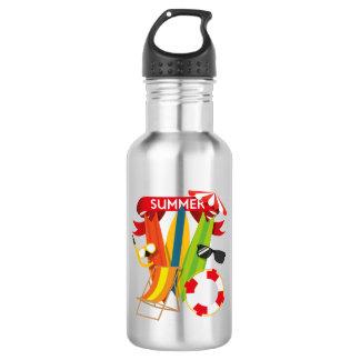 Summer Beach Watersports 532 Ml Water Bottle