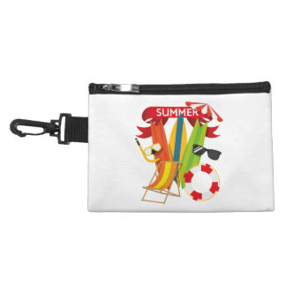 Summer Beach Watersports Accessory Bag