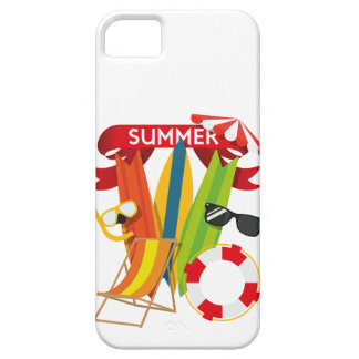 Summer Beach Watersports Barely There iPhone 5 Case