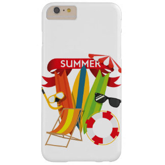 Summer Beach Watersports Barely There iPhone 6 Plus Case