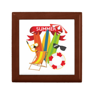 Summer Beach Watersports Gift Box