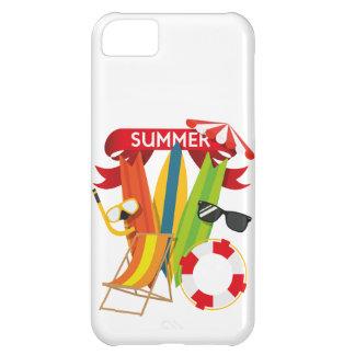 Summer Beach Watersports iPhone 5C Case