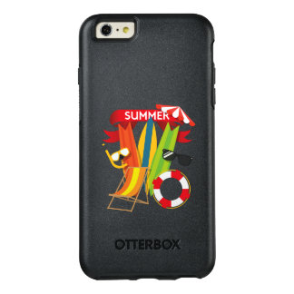 Summer Beach Watersports OtterBox iPhone 6/6s Plus Case