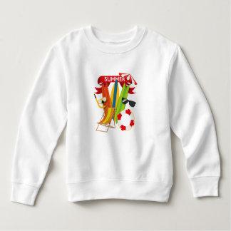 Summer Beach Watersports Sweatshirt