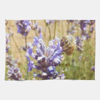 Summer Bee Tea Towel