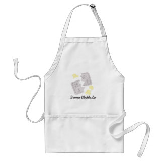 Summer Blockbuster Standard Apron