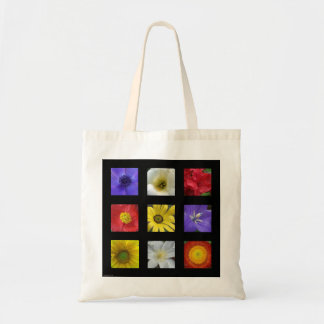 Summer Blossoms Tote Budget Tote Bag