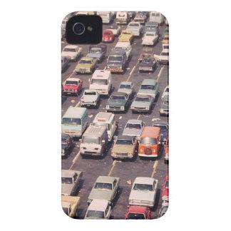 Summer Blowout 1980 - Car Park iPhone 4 Case