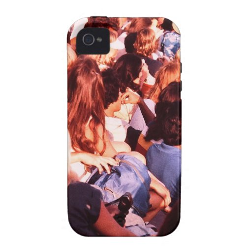 Summer Blowout 1980 Vibe iPhone 4 Cases