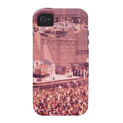 Summer Blowout 1980 Vibe iPhone 4 Case
