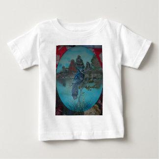 summer bluejay baby T-Shirt