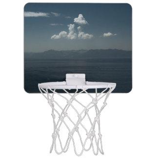 Summer Blues Mini Basketball Hoop
