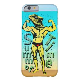 Summer Body with Beach Background Barely There iPhone 6 Case