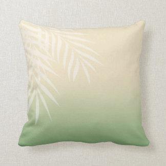 Summer Breeze Beach Wedding | jade Cushion