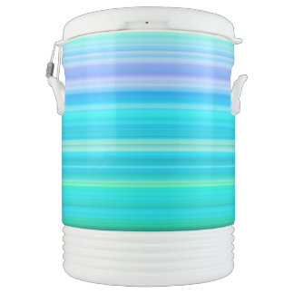 Summer Breeze Gradient Drinks Cooler
