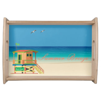 Summer Breeze Serving Tray