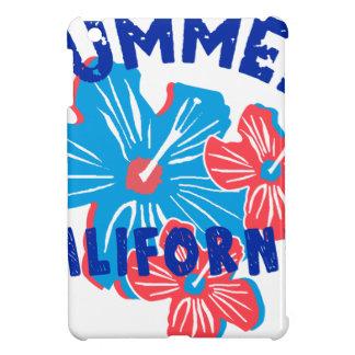 summer california iPad mini case
