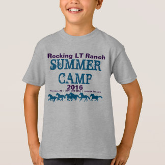 Summer Camp 2016 T-Shirt