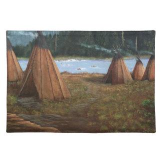 Summer Camp Place Mats